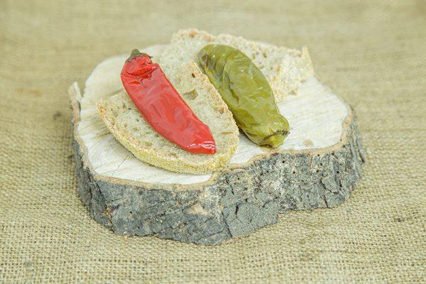 peperoni sottolio di oliva